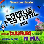 Was, wann, wo? Facts & Figures zum Campusfest